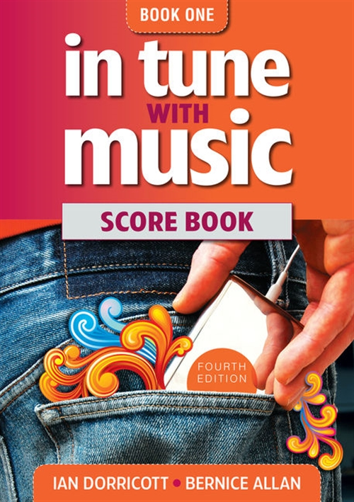 In Tune With Music Book 1 Score Book