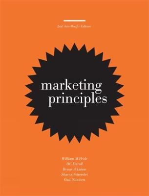 Marketing Principles with Online Study Tools 12 months