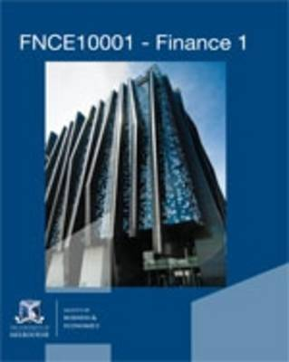 CP0894 FNCE10001 - Finance 1