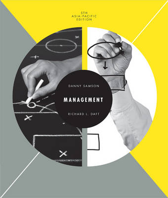 Management: Asia Pacific 5th Edition with Student Resource Access 12 Months