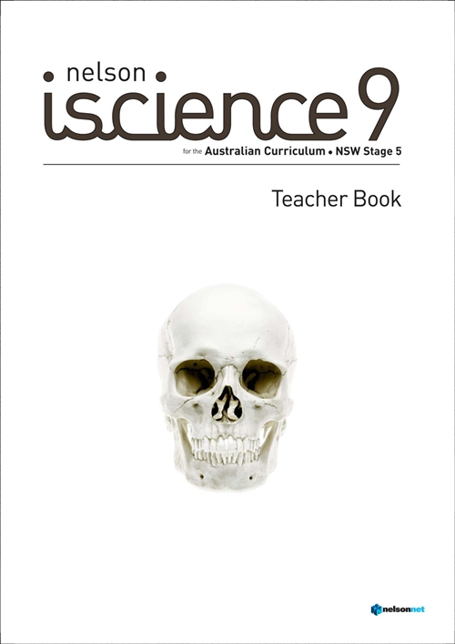 Nelson iScience 9 for the Australian Curriculum NSW Stage 5 Teacher Book
