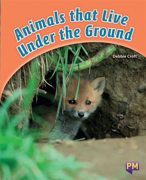 Animals that Live Under the Ground