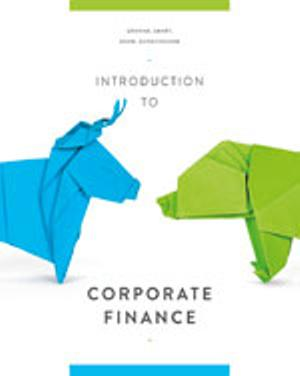 On Demand Bundle: Introduction to Corporate Finance: Australia and New Zealand Edition + Aplia Notification Card
