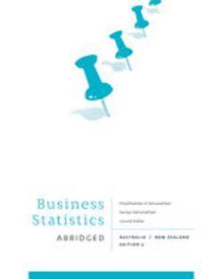 On Demand Bundle: Business Statistics - Abridged: Australia New Zealand + APLIA Notification Card