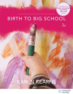 Bundle: Frameworks for Learning and Development + Birth to Big School + The Big Picture