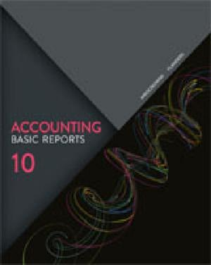 Bundle: Accounting: Basic Reports + Accounting Workbook: To Trial Balance and Basic Reports