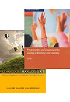 Bundle: Classroom Management : Creating Positive Learning Environment + Programming and Assessment for Quality Teaching and Learning