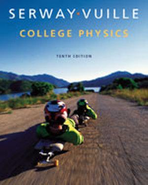 Bundle: College Physics + Enhanced Web Assign