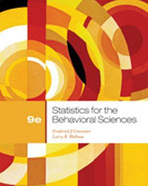 Statistics for the Behavioral Sciences + Conducting Researchin Psychology Value Pack