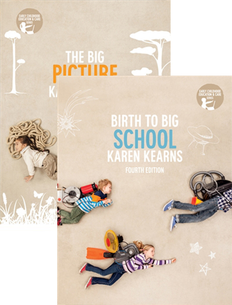 Value Pack: The Big Picture with Student Resource Access 12 Months + Birth to Big School with Student Resource Access 12 Months
