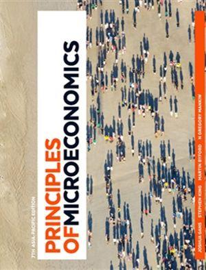Bundle: Principles of Microeconomics Asia-Pacific Edition with Student Resource Access + MindTap Printed Access Card 12 Months