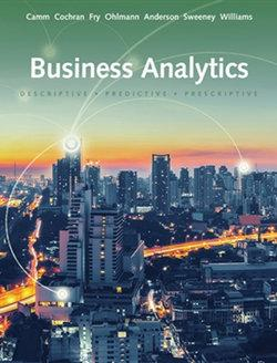 Bundle: Business Analytics + MindTap Business Analytics, 2 terms (12 months) Printed Access Card for Business Analytics