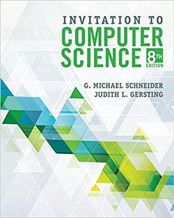 Bundle: Invitation to Computer Science + MindTap Computer Science, 2 terms (12 months) Printed Access Card for Schneider/Gersting's Invitation to Computer Science, 8th