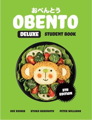 Bundle: Obento Deluxe Student Book with 1 Access Code for 26 Months + Obento Deluxe Workbook with 1 Access Code for 26 Months