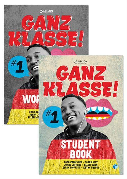 Bundle: Ganz Klasse! 1 Student Book + Ganz Klasse! 1 Workbook