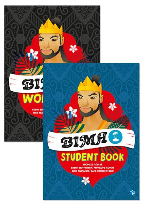 Bundle: Bima Level 1 Student Book with 1 Access Code + Bima Level 1 Workbook