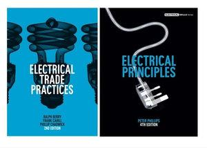 Bundle: Electrical Trade Practices Student Book + Electrical Principles with Online Study Tools 12 months