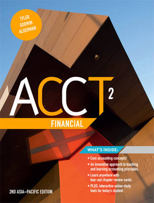 ACCT2 Financial with Online Study Tools 12 months