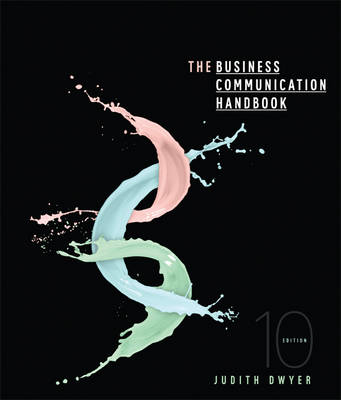 The Business Communication Handbook with Online Study Tools 12 months