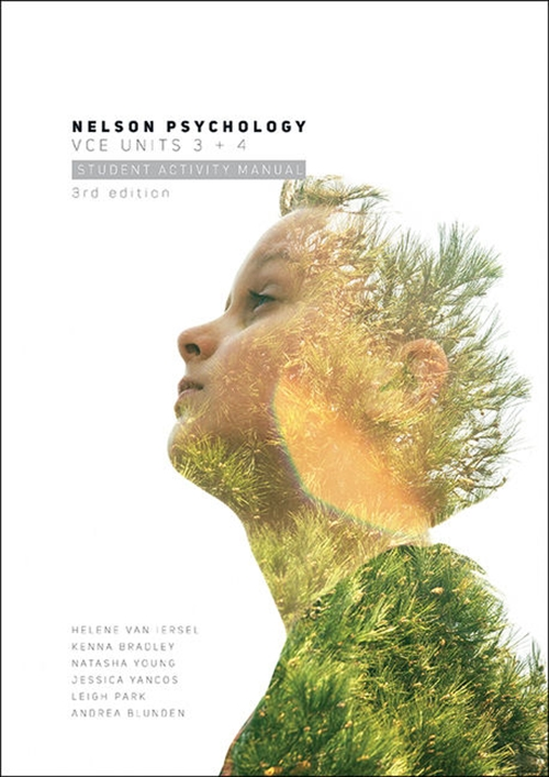 Nelson Psychology VCE Units 3 & 4 Student Activity Manual