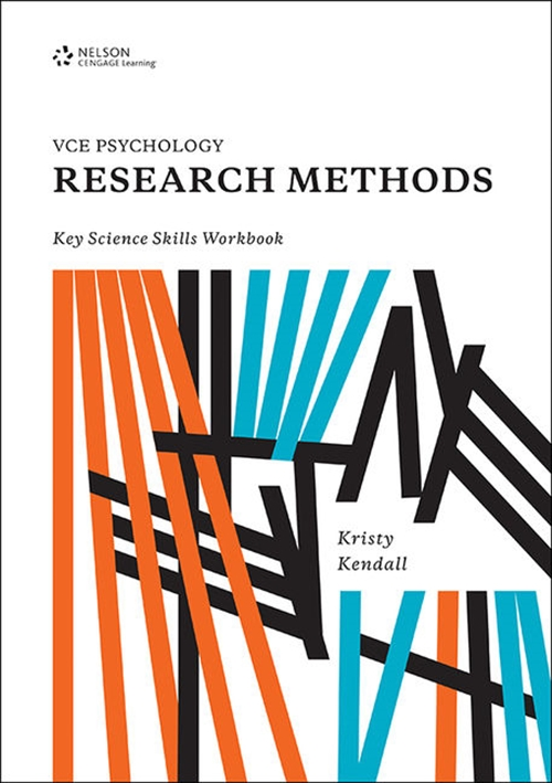 VCE Psychology Research Methods Key Science Skills Workbook