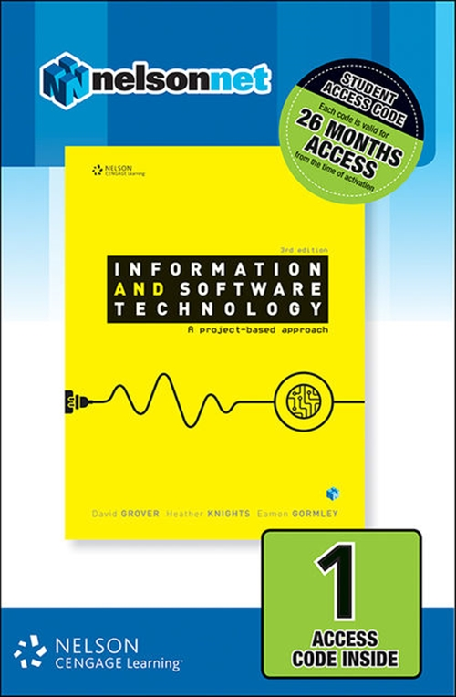 Information and Software Technology: A Project-Based Approach (1 Access Code Card)