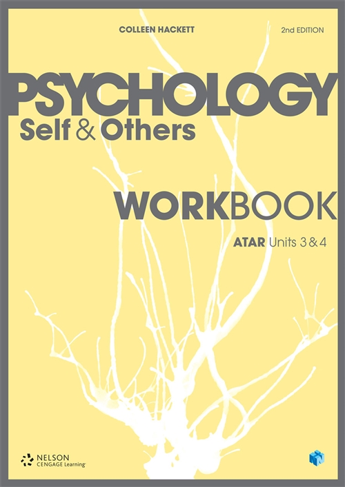 Psychology: Self & Others Workbook ATAR Units 3 & 4