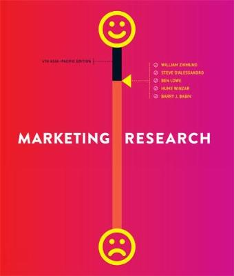 Marketing Research: Asia-Pacific Edition with Online Study Tools 6 month s