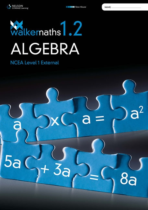 Walker Maths Senior 1.2 Algebra Workbook 1ed Workbook