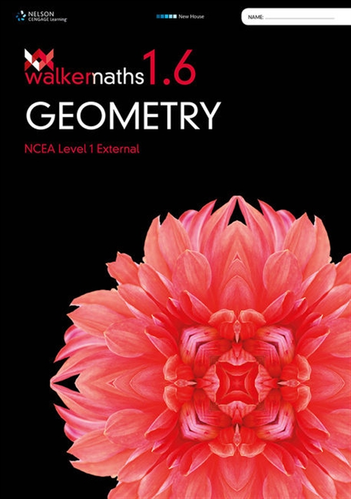 Walker Maths Senior 1.6 Geometry Workbook