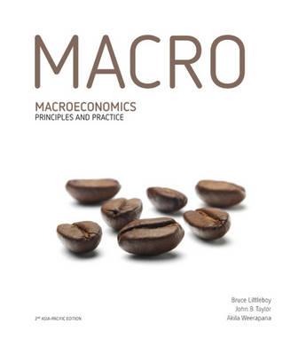 Macroeconomics Principles and Practice with Online Study Tools
