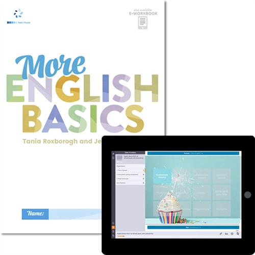 More English Basics Third Edition : More essential tools to improve your English skills, Year 10