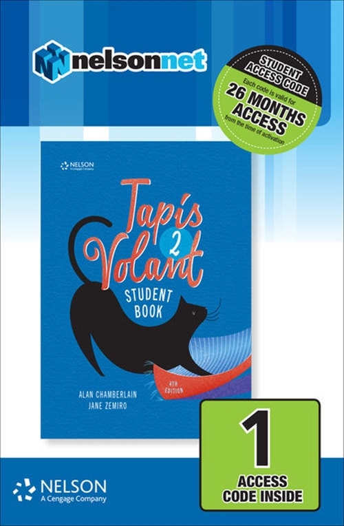 Tapis Volant 2 (1 Access Code Card)