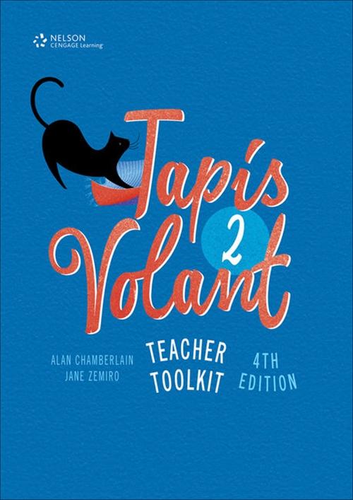 Tapis Volant 2 Teacher Toolkit with USB