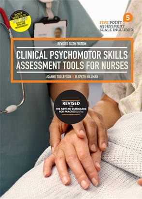 Clinical Psychomotor Skills (5 Point) with Online Study Tools 12 months