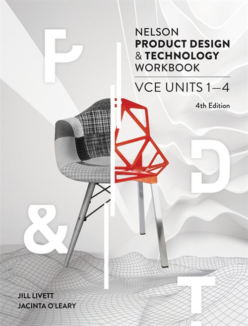 Nelson Product Design and Technology VCE Units 1 ' 4 Workbook