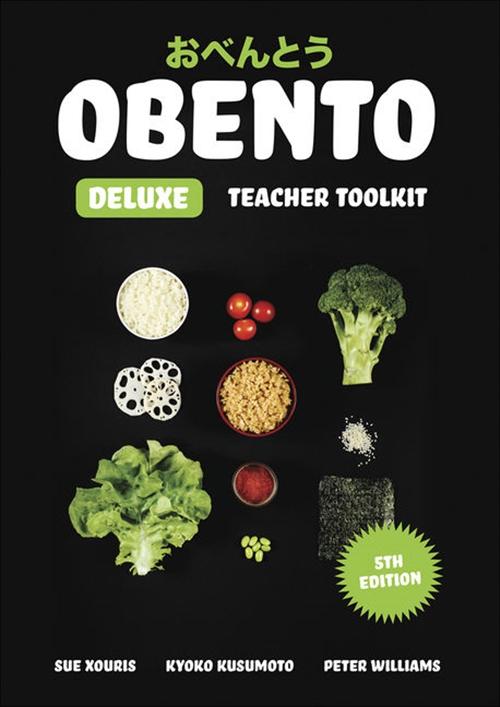 Obento Deluxe Teacher Toolkit