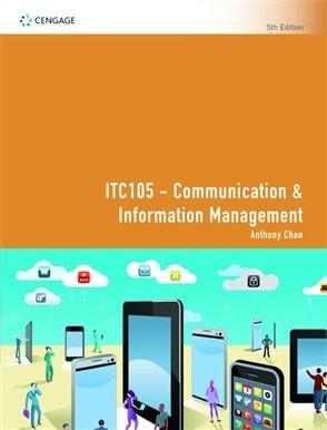 ITC105 - Communication & Information Management