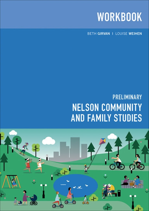 Community and Family Studies Preliminary Workbook with 1 access code