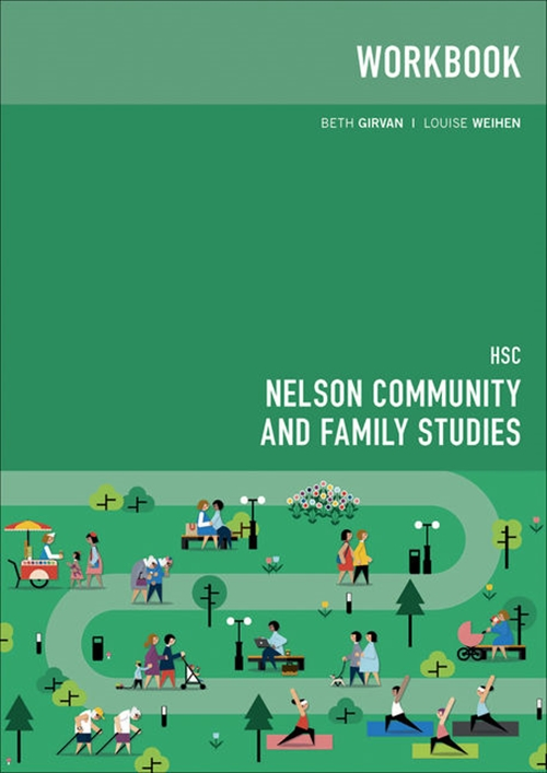 Community and Family Studies HSC Workbook with 1 access code
