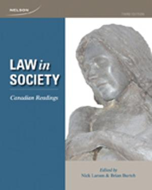 Law and Society : Canadian Readings