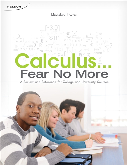 Calculus : Fear No More