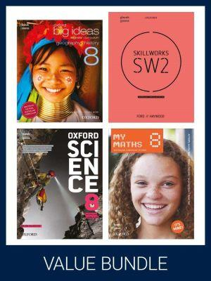 Oxford Value Pack Australian Curriculum Year 8 2020 edition (print+digital)