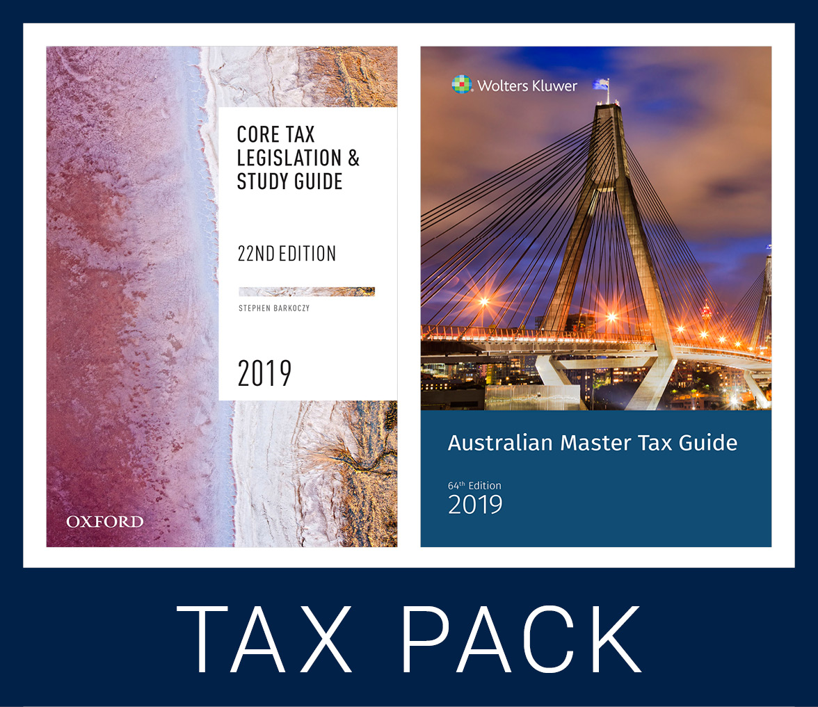 Core Student Tax Pack 1 2019