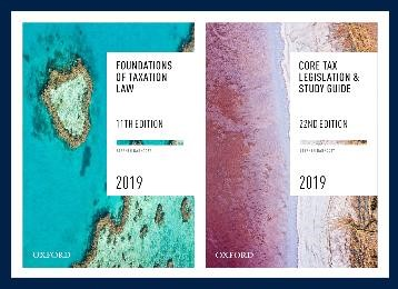 Foundations Student Tax Pack 1 2019