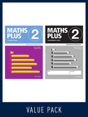 Maths Plus Australian Curriculum Student and Assessment Book 2 Value Pack, 2020