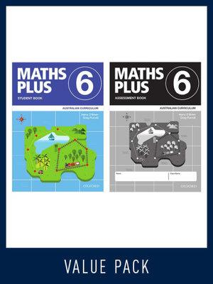 Maths Plus Australian Curriculum Student and Assessment Book 6 Value Pack, 2020
