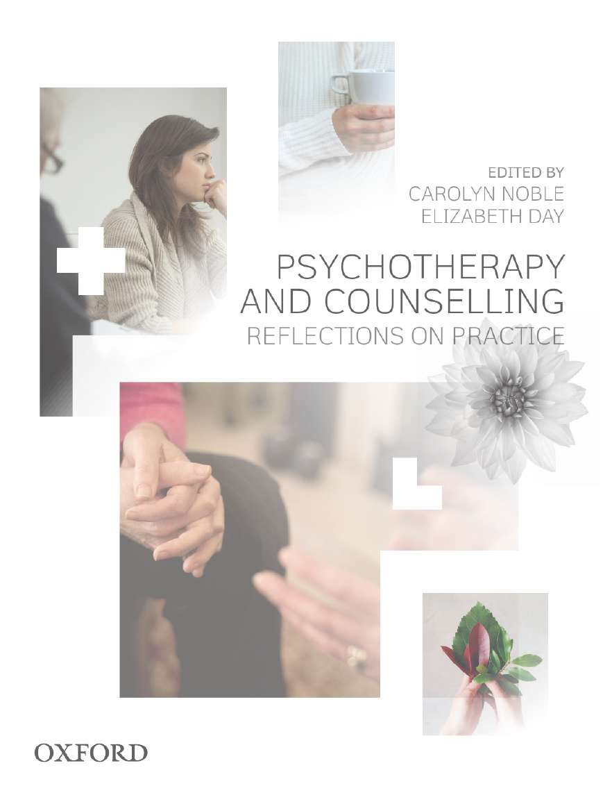 Psychotherapy and Counselling eBook