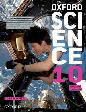 Oxford Science 10 Australian Curriculum Student book + obook assess