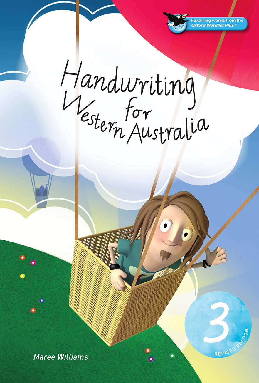 Oxford Handwriting for Western Australia Revised Edition Year 3